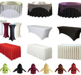 Cover Meja Table Cover